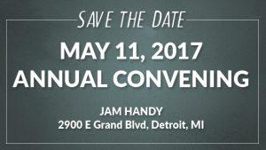 ProsperUS Detroit Annual Convening - Save the Date